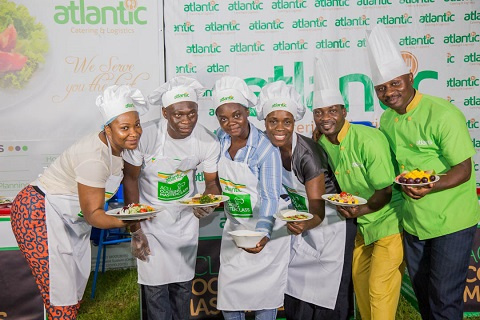 Atlantic Catering & Logistics ranked 6th among Top 60 Ghanaian SMEs for 2017